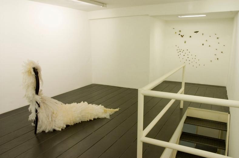 Cadeira e Praga (panorâmica), 2010 | (foto: Sung Pyo Hong)
