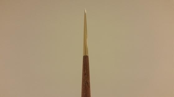 finca - obelisco (detalhe), 2015