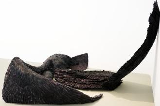 pássaro, 2015-2018 (co-autoria Laura Lima e Zé Garcia)