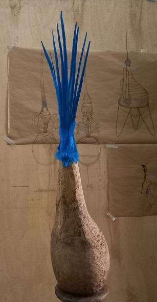 azul, 2021